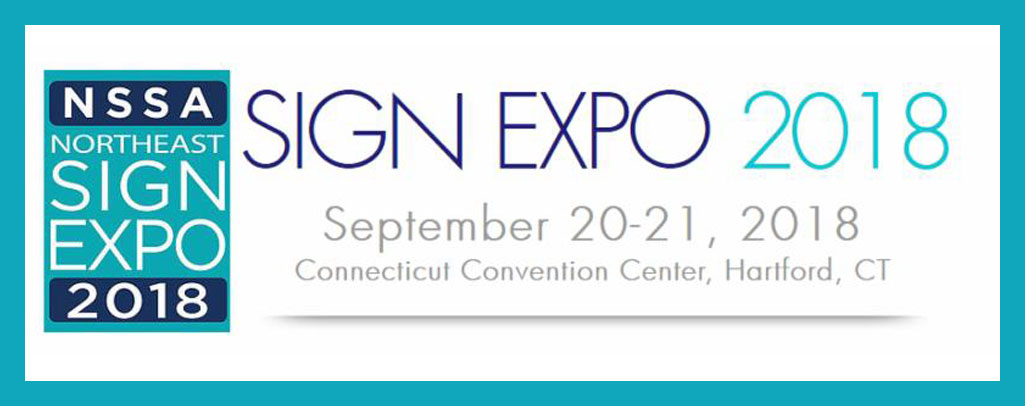 Join DMA At The NSSA Northeast Sign Expo